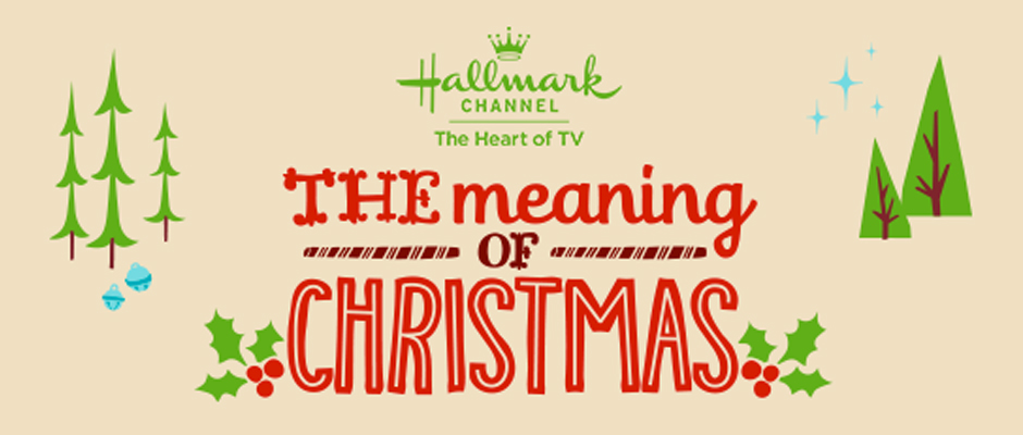 Hallmark Wants To Know, What Does Christmas Mean To You? - The ...