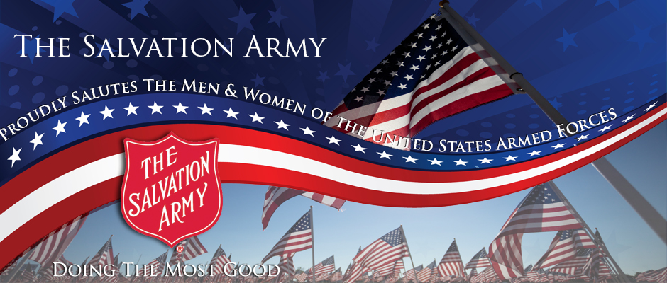 Veterans Day The Salvation Army Usa Official Southern